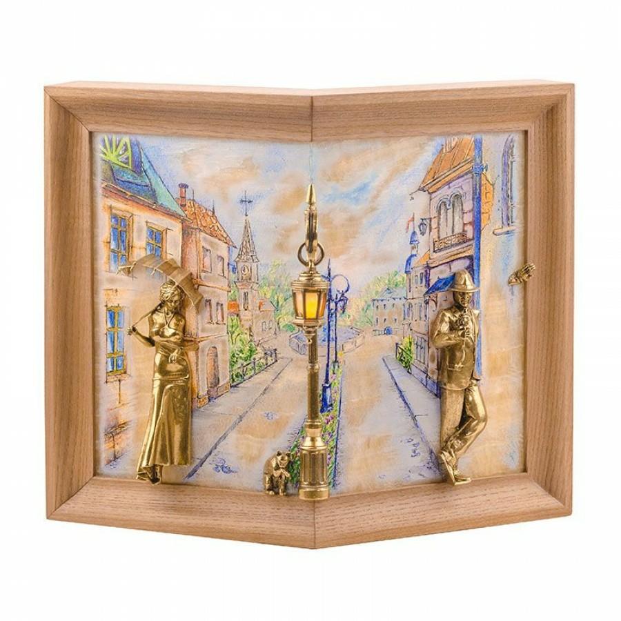 Dreidimensionale Gemälde