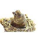 Kleiderhaken Garderobenhaken Bronze - Braunbär...