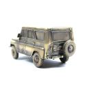 "Bronze patiniert ""UAZ 31511 "" Modell Skulptur Modellauto 1:43"