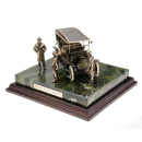"""Diorama """"Henry Ford mit dem Modell T""""..."""