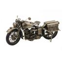"""Diorama """"Harley Davidson WLA-42"""" 1:9"""