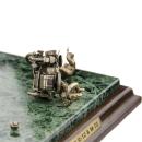 """Diorama """"Motorräder R-12 und M-72"""" 1:35"""
